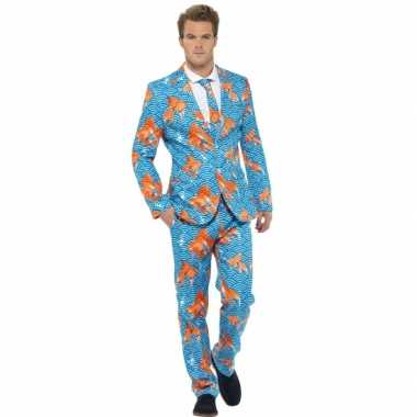 Kostuum Heren.Carnaval Kleding Heren Kostuum Goudvissen