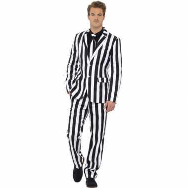 Carnaval kleding heren kostuum humbug