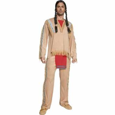Carnaval kleding indiaan heren