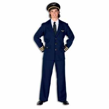 Carnaval kleding piloten heren