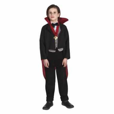 Carnaval kleding vampier jurk valentina voor meisjes