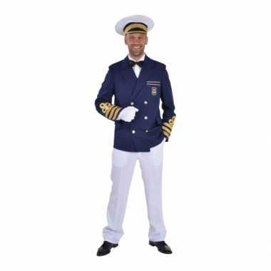 Kapiteins carnaval kleding jassen