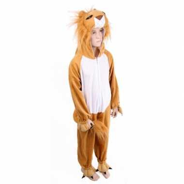 Kinder carnaval kleding leeuw