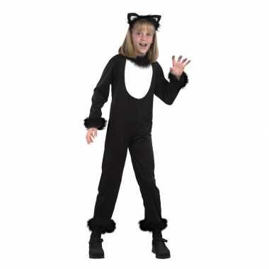 Poes/kat carnaval kleding voor kids