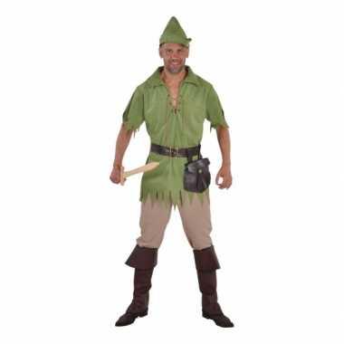 Robin hood carnaval kleding heren