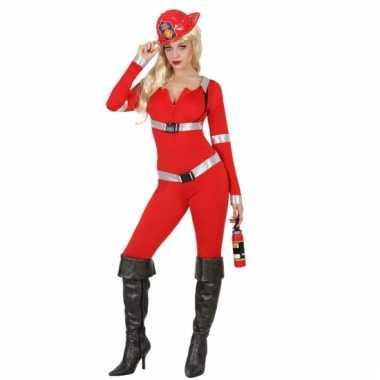 Sexy brandweer carnaval kleding
