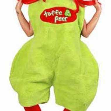 Toffe peer carnaval kleding